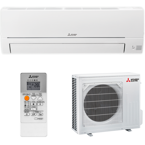 aire acondicionado conjunto split mitsubishi electric inverter serie msz hr modelo msz hr42vf precio incluido en la instalacion caseragua