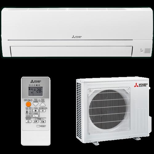 aire acondicionado conjunto split mitsubishi electric inverter serie msz hr modelo msz hr50vf precio incluido en la instalacion caseragua
