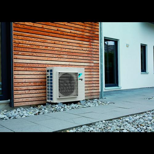 Aire acondicionado por conductos equipo condensador exterior daikin serie skyair advance modelo RXMN9