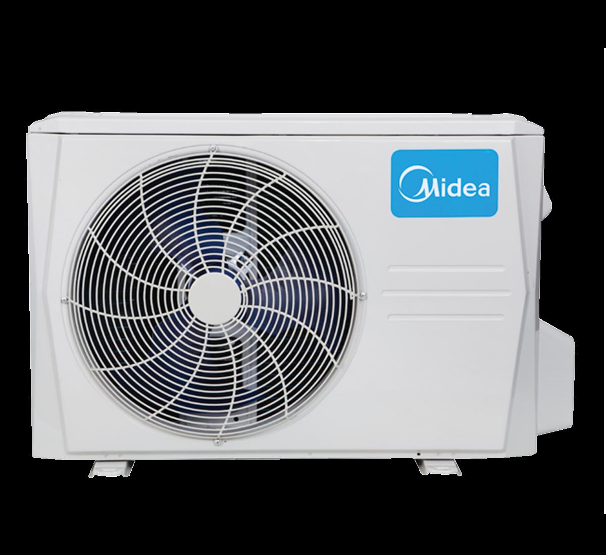 aire acondicionado unidad exterior midea inverter mob01 09hfn8 qrd6gw modelo vertu plus 26 09 n8 instalacion incluida caseragua