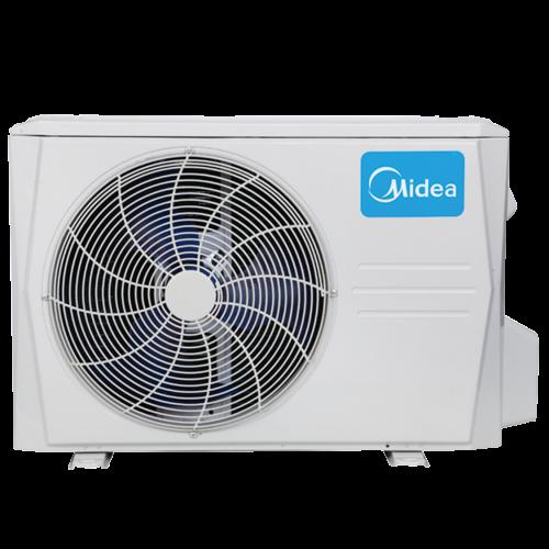 aire acondicionado unidad exterior midea inverter mob01 12hfn8 qrd6gw modelo mission ii 3512n8 instalacion incluida