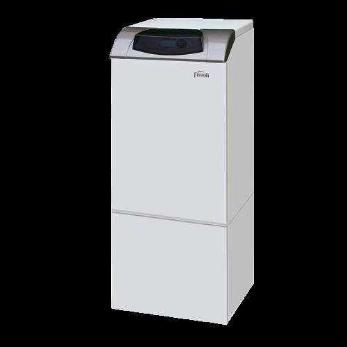 caldera de gasoleo ferroli silent d eco 30 k 100 unit caseragua venta calderas