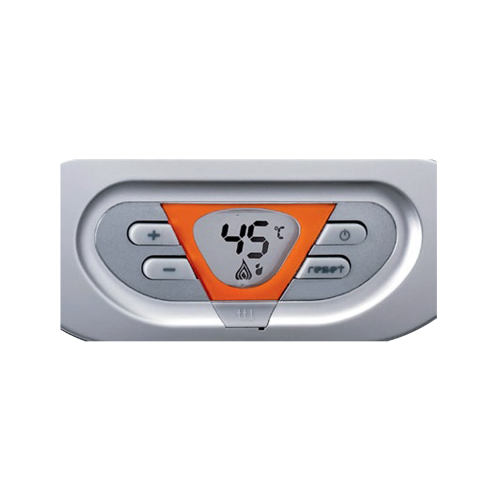calentador-estanco-a-gas-cointra-premium-cpe-11-t-panel-de-control