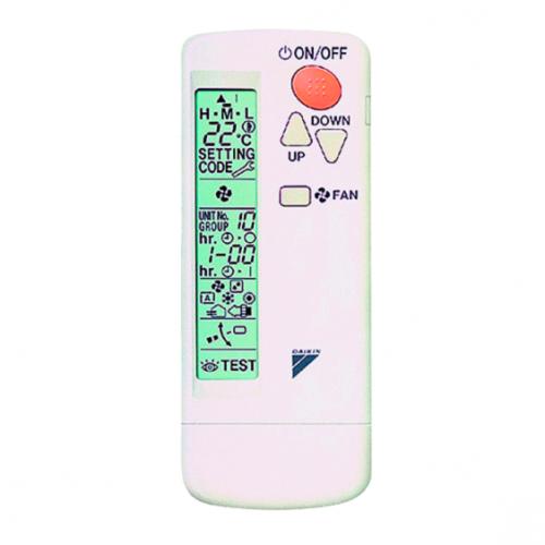 Conjunto Receptor De Infrarrojos Y Mando A Distancia Daikin Modelo BRC4C65