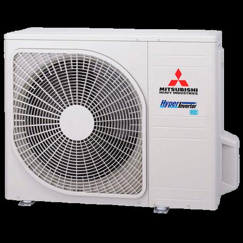 Equipo Condensador Exterior Hyperinverter Mitsubishi Heavy Industries Serie Diamond-SRC25ZSX-W
