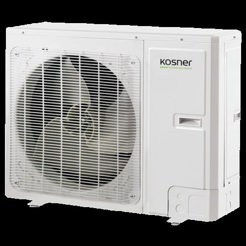 Equipo Condensador Exterior Inverter Kosner Modelo KSTI 30-80 CS-M