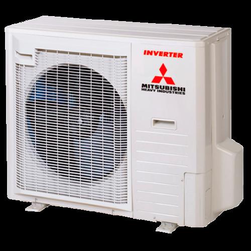 Equipo Condensador Exterior Inverter Mitsubishi Heavy Industries GAMA SEMI INDUSTRIAL PAC-FDC100VNP-W