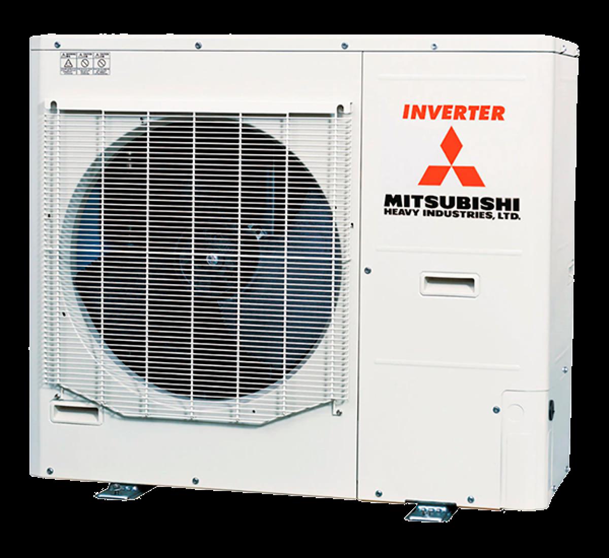 Equipo Condensador Exterior Inverter Mitsubishi Heavy Industries Serie FDUM Modelo FDUM100VHNP-W