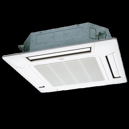 Equipo Interior Aire Acondicionado Cassette Inverter Compacto LV Fujitsu Serie LR AUY100UIA-LR