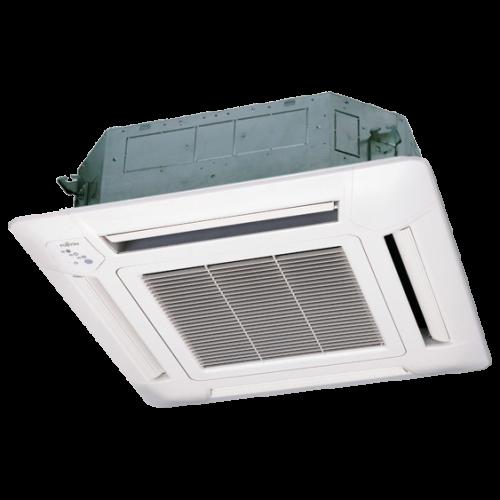 Equipo Interior Aire Acondicionado Cassette Inverter Compacto Lv Fujitsu Serie LV AUY50UIA-LV