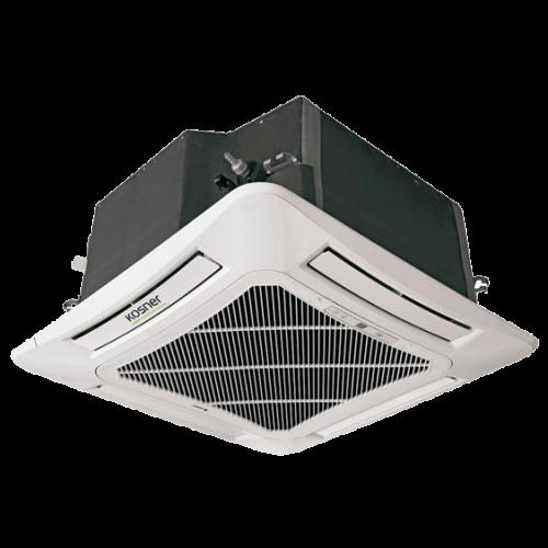 Equipo Interior Cassette Inverter Compacto Kosner Modelo KSTI 30-80 CS-M
