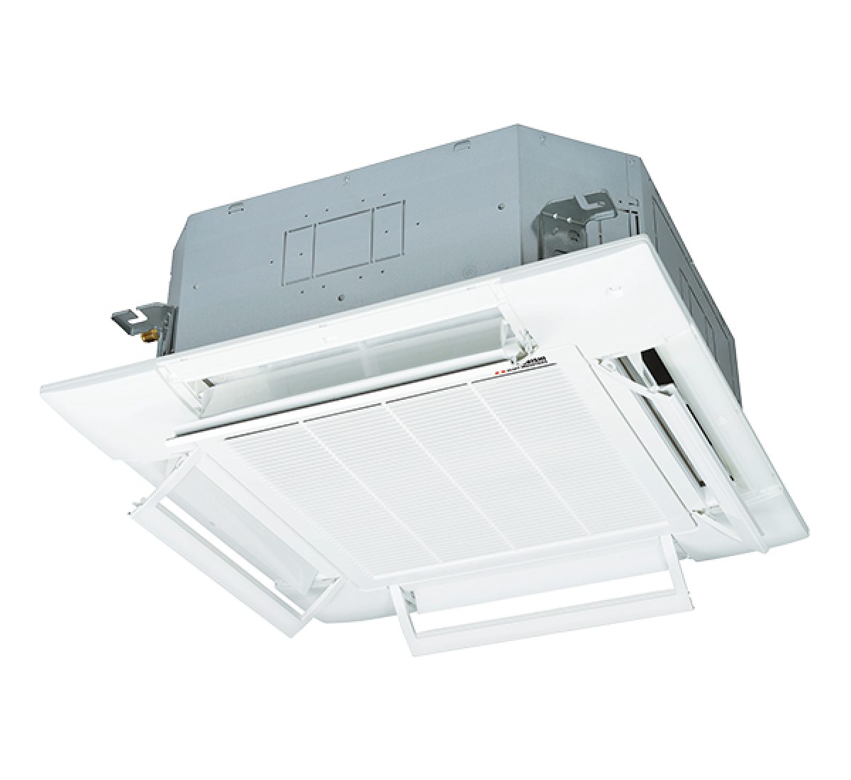 Equipo Interior Cassette Inverter Compacto Mitsubishi Heavy Industries Serie Hyper Inverter Modelo FDT125VHN-W