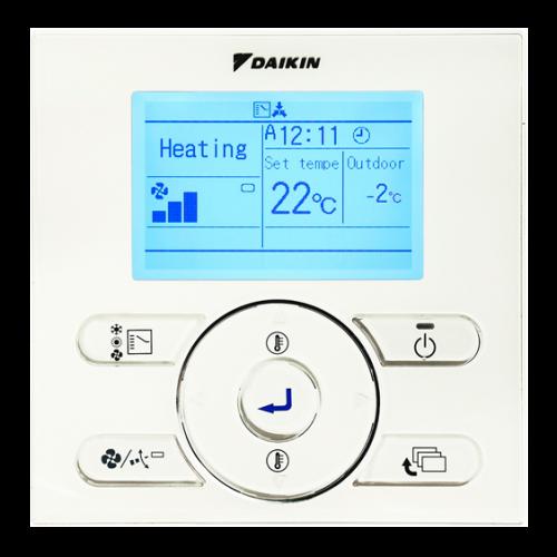 Mando A Distancia Para Aire Acondicionado Por Conductos Daikin BRC1E53A