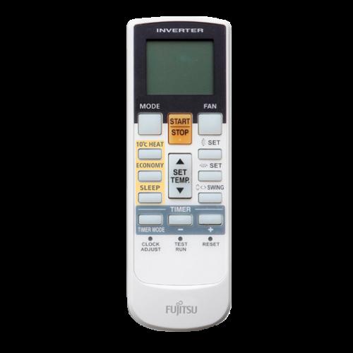 Mando A Distancia Para Split Cassette Fujitsu Serie LV UTY-LRHYAZ