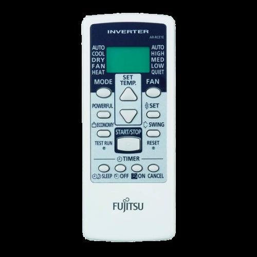 Mando A Distancia Para Split Pared 1X1 Fujitsu