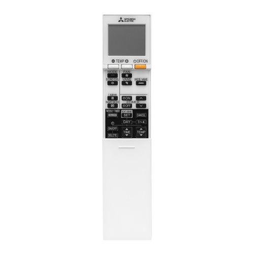 Mando A Distancia Para Split Pared 1X1 Mitsubishi Electric Modelo PAR-SL100A-E