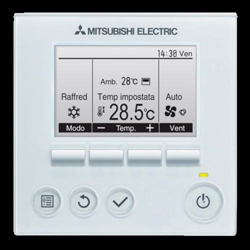 mitsubishi electric inverter mando a diastanacia par 33maa gama mr slim modelo mspez 125vja