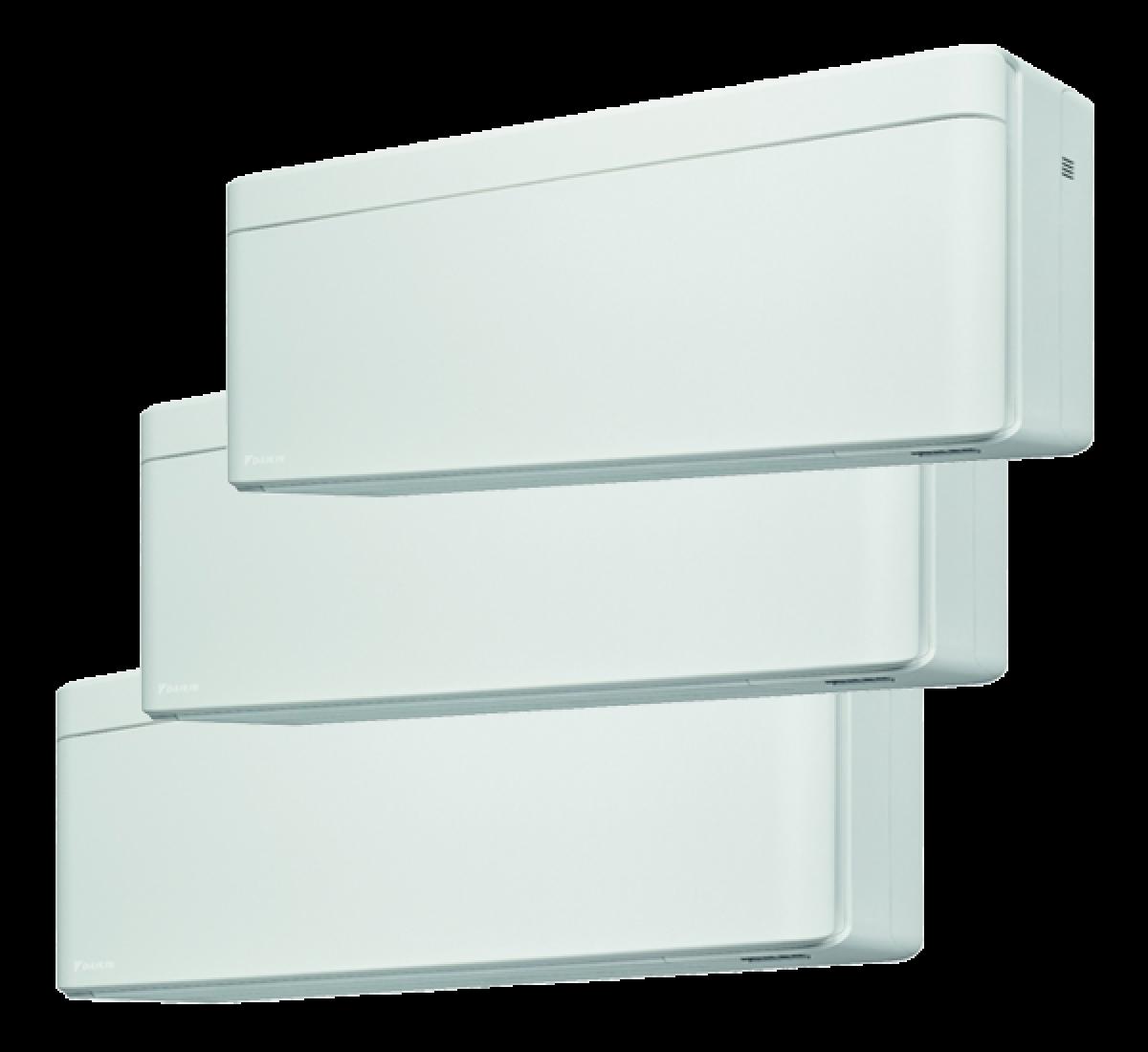 Multisplit Aire Acondicionado Equipo Interior Daikin Serie Comfora FTXA35-AW-FTXA20-AW-FTXA20-AW