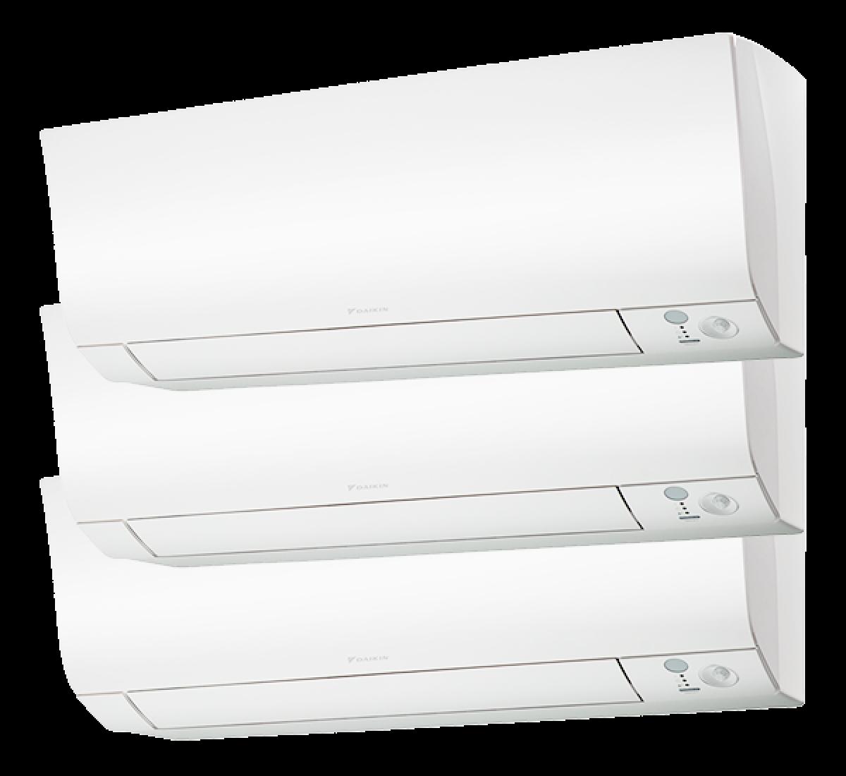 Multisplit Aire Acondicionado Equipo Interior Daikin Serie Comfora FTXM35-N+FTXM35-N+FTXM25-N