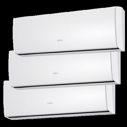Multisplit Aire Acondicionado Equipo Interior Fujitsu Serie 2-8 ASY20MI-LU+ASY20MI-LU+ASY35MI-LU