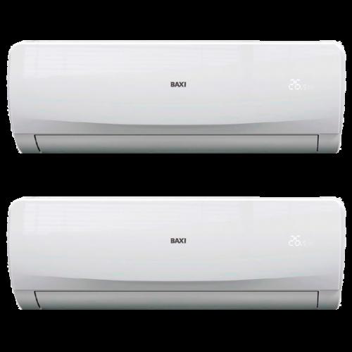 Split Aire Acondicionado Baxi Roca Equipo Interior Serie ANORI Mono R32 LSGNW20-LSGNW235