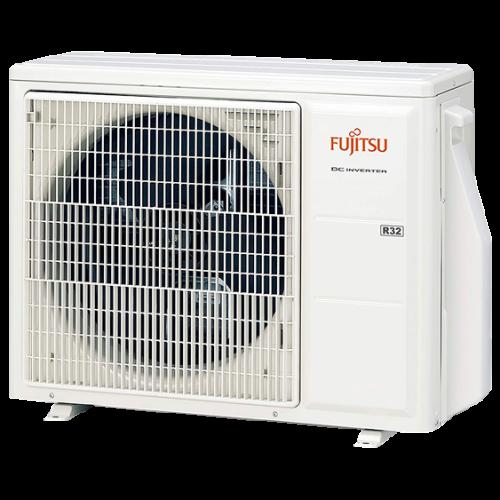 Split Equipo Condensador Exterior Fujitsu Serie KP Modelo ASY25UI-KP ASY35UI-KP