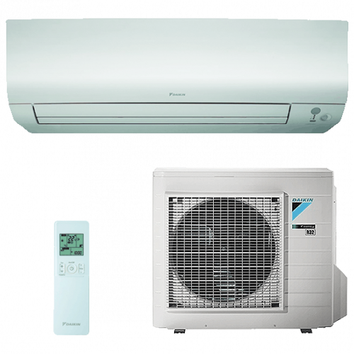 Split Pared 1X1 Daikin Bluevolution Inverter Bomba De Calor Serie Perfera-TXM42N1