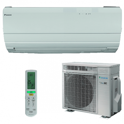 Split Pared 1X1 Daikin Bluevolution Inverter Bomba De Calor Ururu Sarara-TXZ25N