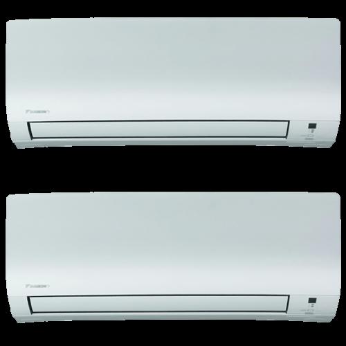 Split Pared 2X1 Daikin Bluevolution Inverter Equipo Interior Serie Comfora-Multisplit FTXP25M+FTXP35M