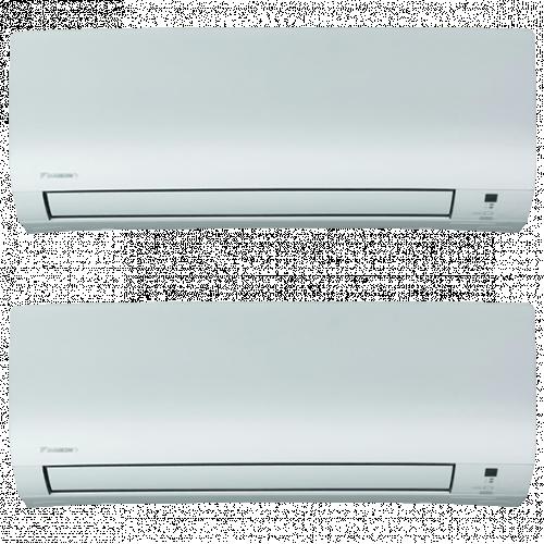 Split Pared 2X1 Daikin Bluevolution Inverter Equipo Interior Serie Comfora-Multisplit FTXP35M+FTXP35M