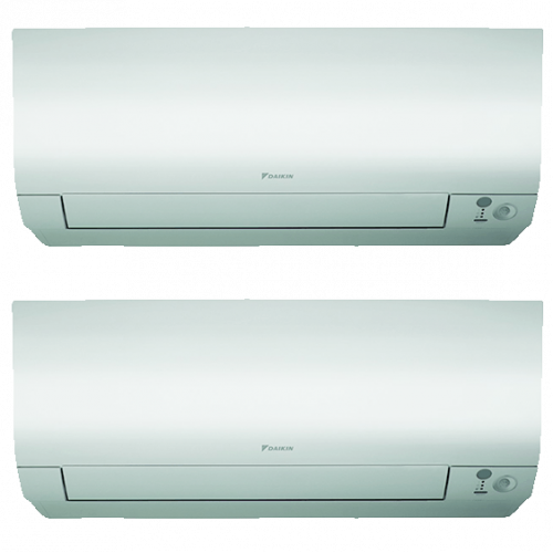 Split Pared 2X1 Daikin Bluevolution Inverter Equipo Interior Serie Perfera-Multisplit FTXM35N+FTXM35N