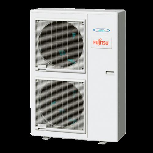 Unidad Exterior Inverter Fujitsu Serie LM Media Presión ACY125UIA-LM