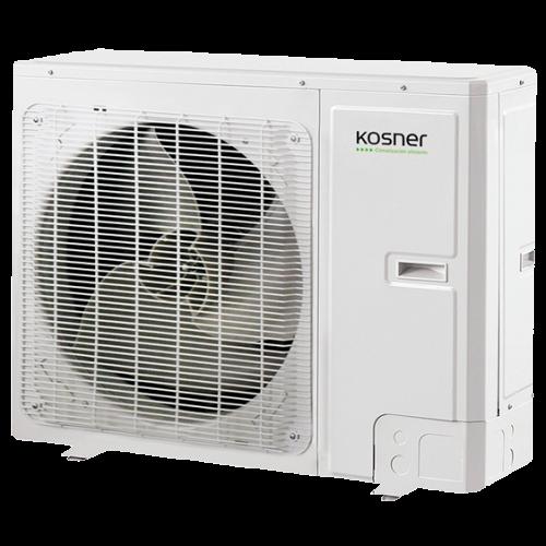 Unidad Exterior Inverter Kosner Serie Plus Modelo KSTI 48-140 CD R32